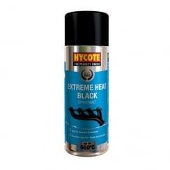 extreme heat black spray paint (650 degrees) VHT