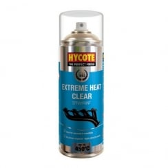 extreme heat clear spray paint (450 degrees) VHT