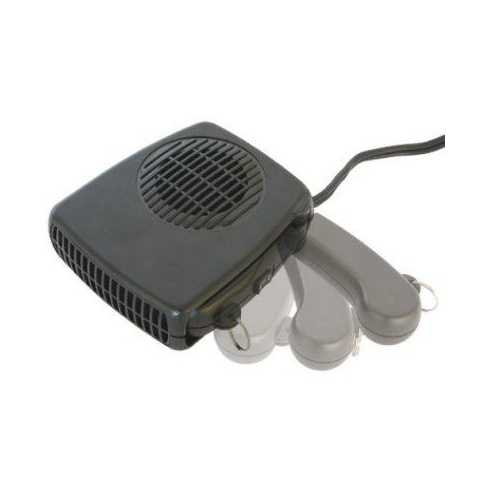 In car heater fan 12v x 160w with demist assist.