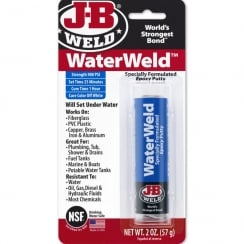 Waterweld specially formulated epoxy putty