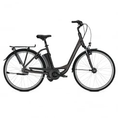 Jubilee Move i7 step through electric bike with 11ah battery in Atlas Grey