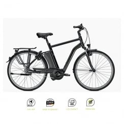 Select i8 electric bike with Impulse Evo electric motor