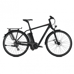Voyager Move i8 Gents trekking electric bike with choice of battery and Impulse II centre motor