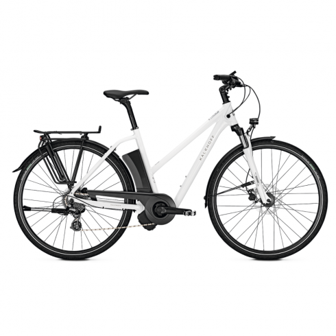 Kalkhoff Voyager Move i8 Ladies trekking electric bike with choice of battery and Impulse II centre motor