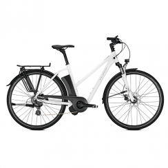 Voyager Move i8 Ladies trekking electric bike with choice of battery and Impulse II centre motor