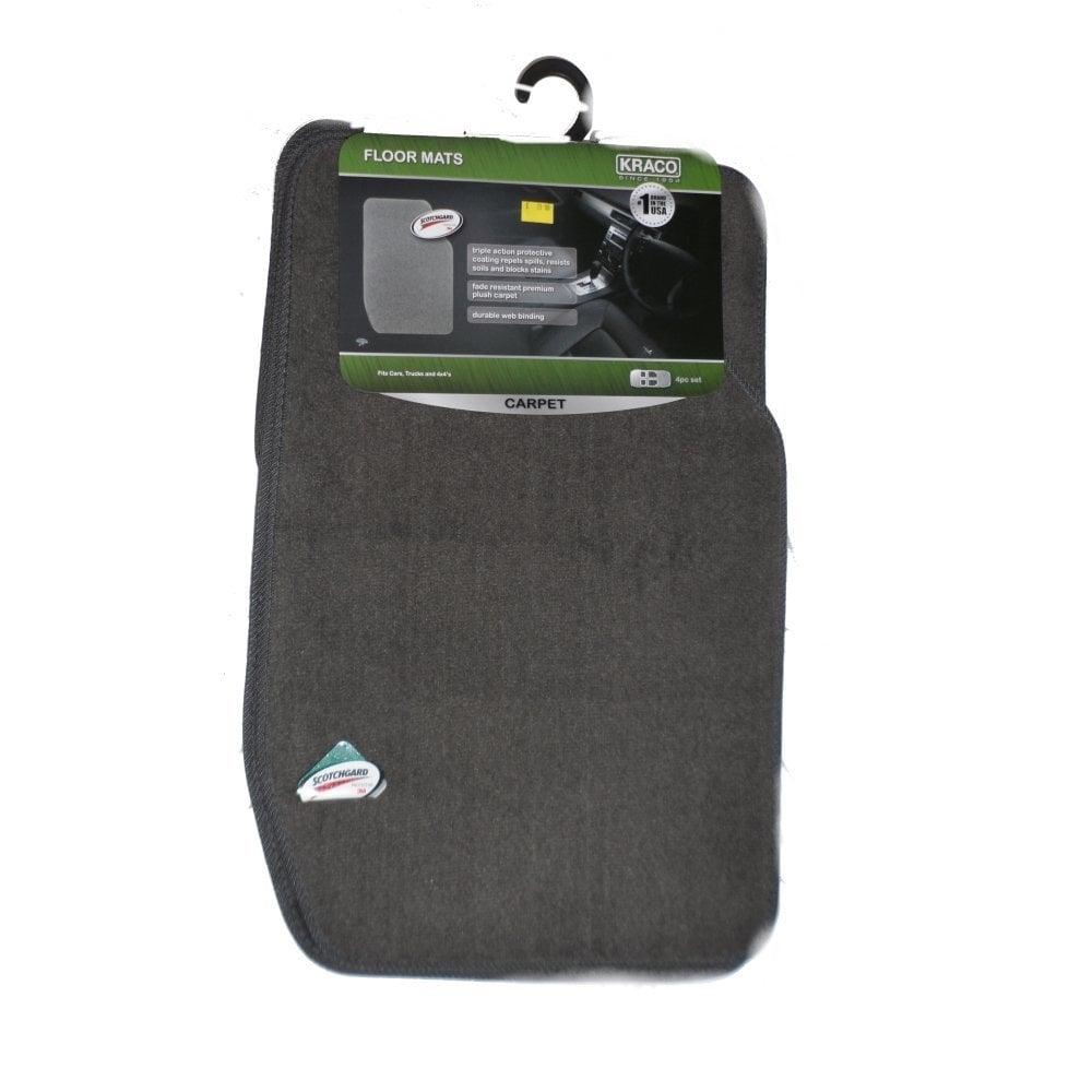 Premium Universal Kraco Carpet Floor Mats