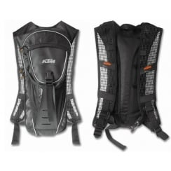 Factory charactor Hydration backpack 6L capacity with 2L bladder