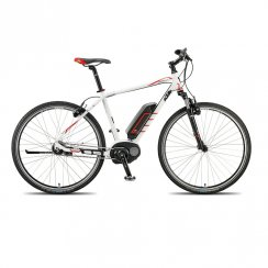 KTM Macina cross 8 electric bike with Bosch active line system