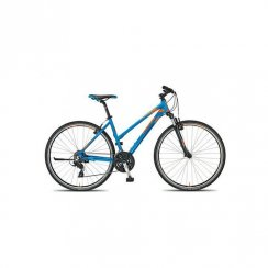 Life One ladies hybrid bike 43cm frame
