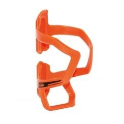 Plastic adjustable bottle cage up-n-down orange
