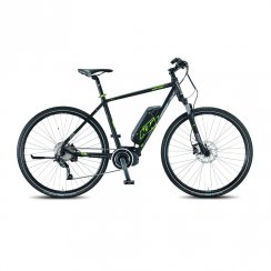 Ventura Cross 9 electric bike with Shimano Steps Drive unit system