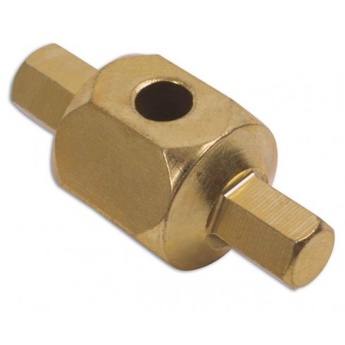 Laser Tools Laser drain plug key for 9mm and 5/16 inch hex sump plugs