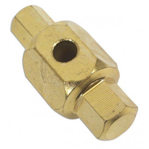 Laser Oil Drain Plug Key 10mm 12mm Hex
