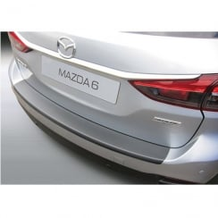 Mazda 6 estate rear bumper protector February 2013 onwards