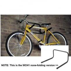 Mont Blanc garage wall mounted cycle/bike storage rack