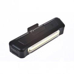 Comet 100 lumen front bike light - USB rechargeable