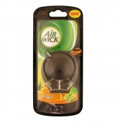 New Air Wick citrus zest car air freshener for air vent
