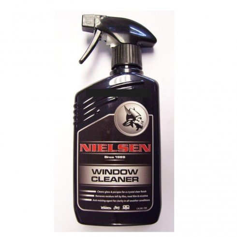 Nielsen glass and perspex car window cleaner