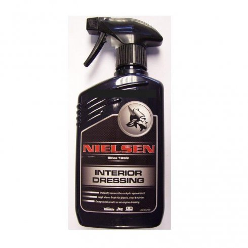 nielsen interior dressing car cockpit cleaner. Black Bedroom Furniture Sets. Home Design Ideas