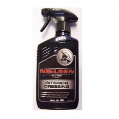 Nielsen Interior Dressing car cockpit cleaner