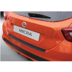 Nissan Micra rear bumper protector from March 2017 onwards