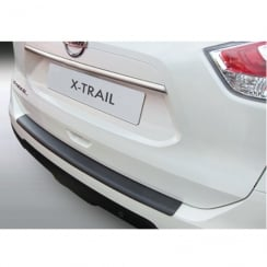 Nissan X-Trail rear bumper protector from July 2014 to July 2017