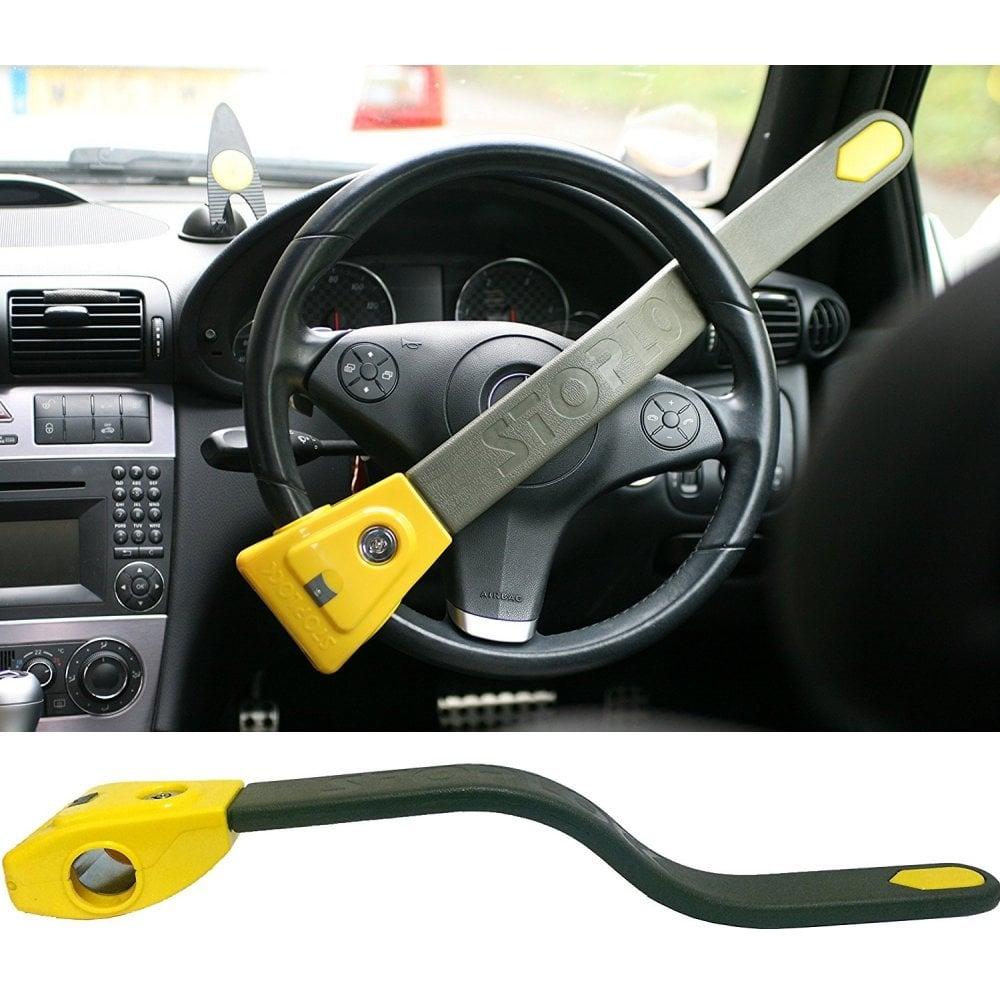Stoplock Original Steering Wheel Lock From Direct Car Parts