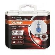 Night Breaker Laser H4 (Twin Duo Pack)