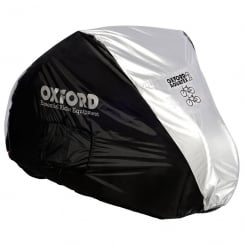 Aquatex double silver bike cover (200 x 75 x 110cm)