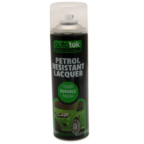 petrol resistant lacquer 500ml