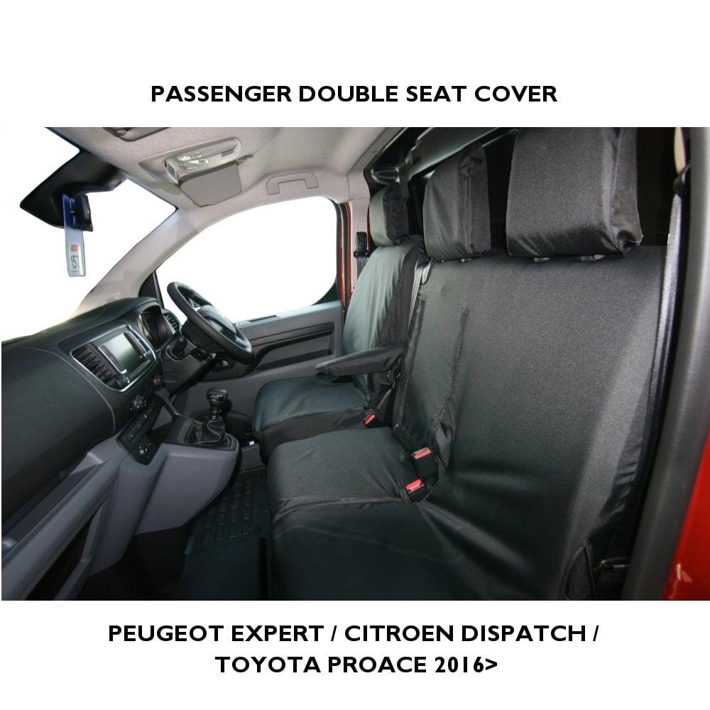 Peugeot Expert Citroen Dispatch Van Seat Covers