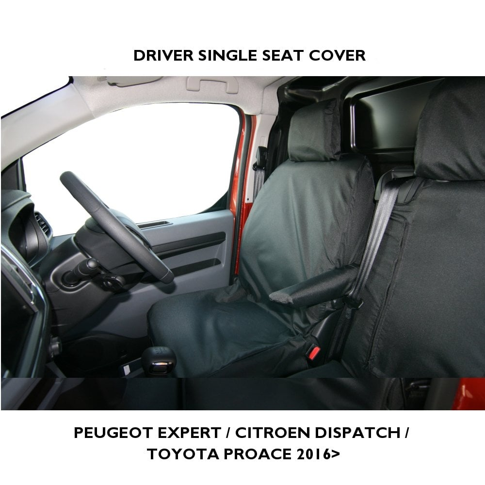 Town & Country Peugeot Expert/Citroen Dispatch/Toyota Proace drivers ...