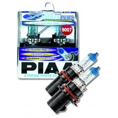 HB5 (9007) xtreme white plus headlight bulbs
