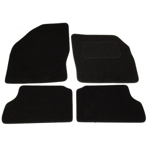 Ford Focus car mats 2005-2011 with round clips