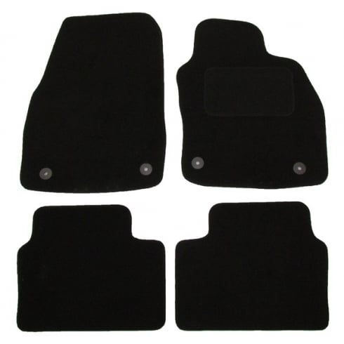 Vauxhall Astra H car mats 2004-2009 with round clips