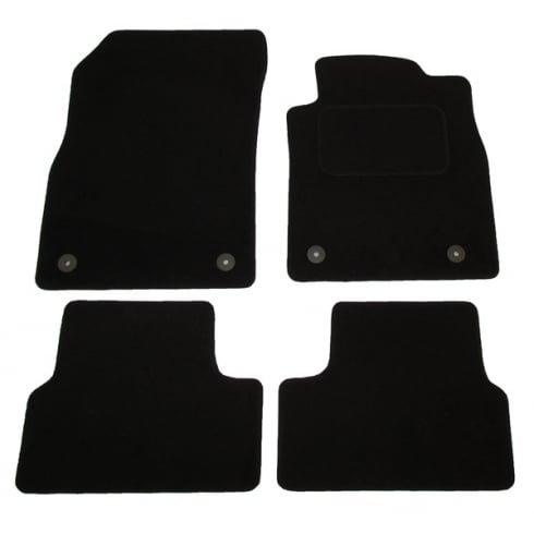 Vauxhall Astra J car mats 2010-2015 with round clips