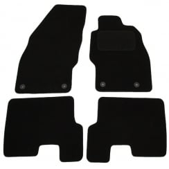 Vauxhall Corsa D car mats 2007-2014 with round clips