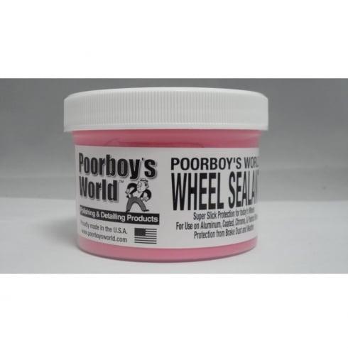 Poorboys World alloy wheel sealant 8oz 473ml