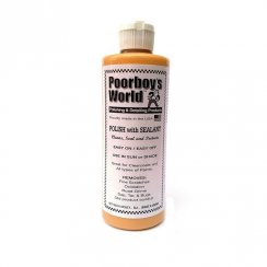polish with sealant 16oz 473ml