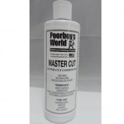 Poorboys World Master Cut Super Cut Compound