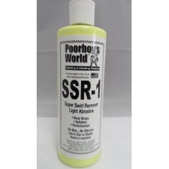 Poorboys World SSR-1 Super Swirl Remover Light Abrasive