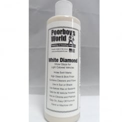Poorboys World White Diamond Show Glaze for light coloured vechiles
