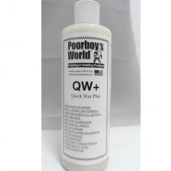 Pooryboys World QW+ Quick Wax Plus