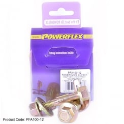 PowerAlign camber bolt kit for Vauxhall Corsa D (12mm)