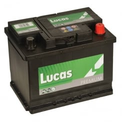 Premium 027 car battery with a 3 year warranty. (LP027 Lucas battery)