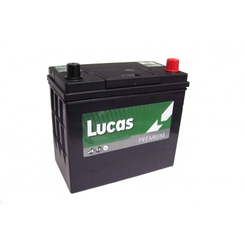 Premium 053 car battery with a 3 year warranty. (LP053 Lucas battery)