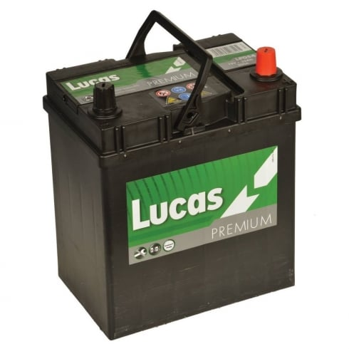 Premium 054 car battery with a 3 year warranty. (LP054 Lucas battery)