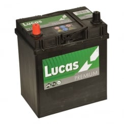 Premium 055 car battery with a 3 year warranty. (LP055 Lucas battery)