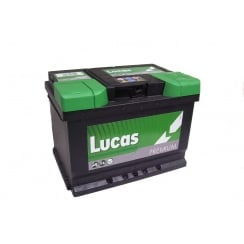 Premium 065 car battery with a 3 year warranty. (LP065 Lucas battery)