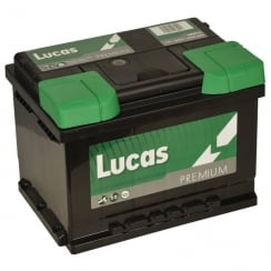 Premium 075 car battery with a 3 year warranty. (LP075 Lucas battery)